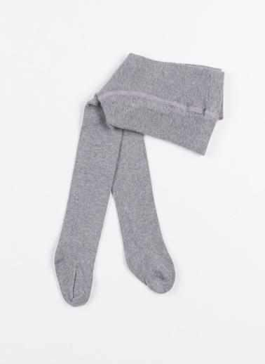 Katia & Bony Family Bebek Basic Külotlu Çorap  Gri